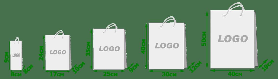 Изготовление бумажных пакетов с логотипом иваново
